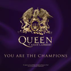 You Are The Champions
