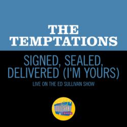 Signed, Sealed, Delivered (I'm Yours)