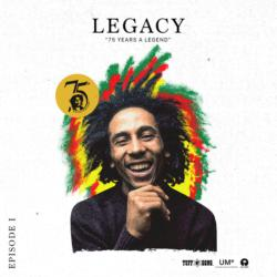 Bob Marley Legacy: 75 Years A Legend