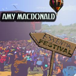 Essential Festival:  Amy MacDonald