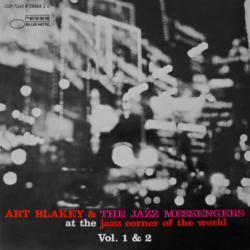 At The Jazz Corner Of The World