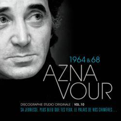Vol. 10 - 1964 & 1968 Discographie studio originale