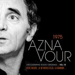 Vol. 16 - 1975 Discographie studio originale
