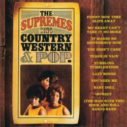 The Supremes Sing Country Western & Pop