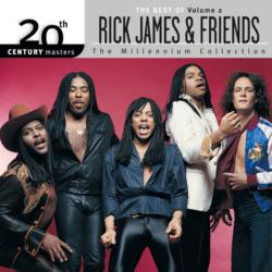 20th Century Masters: The Millennium Collection: The Best Of Rick James And Friends, Volume 2
